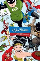 DC The New Frontier - фото обкладинки книги