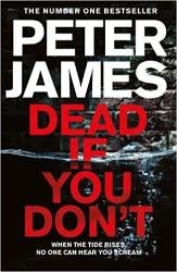 Dead If You Don't - фото обкладинки книги