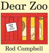 Dear Zoo - фото обкладинки книги