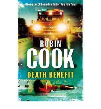 Книга Death Benefit