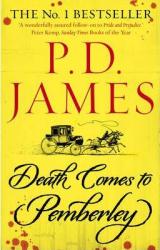 Death Comes to Pemberley - фото обкладинки книги