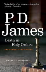 Death in Holy Orders - фото обкладинки книги