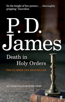 Death in Holy Orders - фото книги