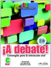 Debate! Estrategias para la Interaccin oral (Nivel C) - фото обкладинки книги