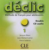 Declic 1. CD audio - фото обкладинки книги