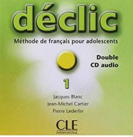 Declic 1. CD audio - фото книги