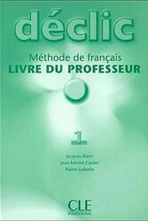 Declic 1. Guide pedagogique (Livre Du Professeur) - фото обкладинки книги