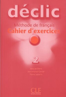 Declic 2. Cahier d'exercices + CD audio - фото книги