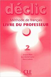 Declic 2. Guide pedagogique (Livre Du Professeur) - фото обкладинки книги