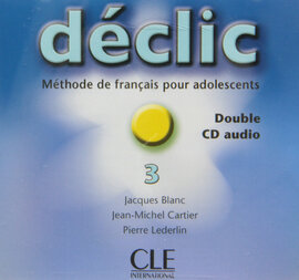 Declic 3. CD audio - фото книги