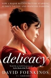 Delicacy - фото обкладинки книги