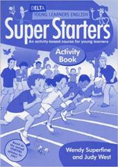 Delta Young Learners English: Super Starters Activity Book - фото обкладинки книги