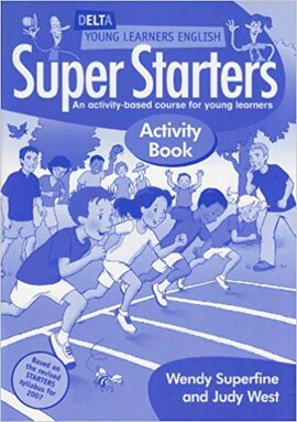 Delta Young Learners English: Super Starters Activity Book - фото книги