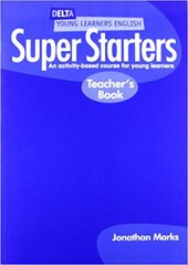 Delta Young Learners English: Super Starters Teachers Book - фото обкладинки книги