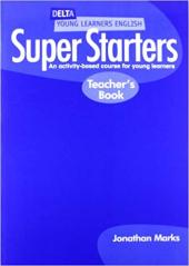 Delta Young Learners English: Super Starters Teachers Book - фото обкладинки книги