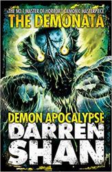 Demon Apocalypse - фото обкладинки книги