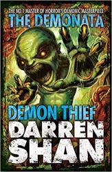 Demon Thief - фото обкладинки книги