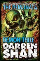 Книга Demon Thief