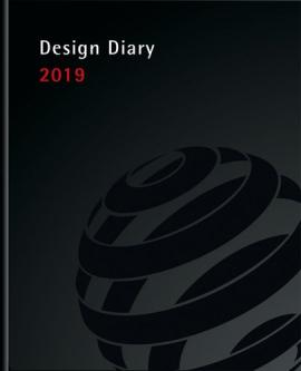 Design Diary 2019 - фото книги
