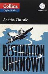 Destination Unknown : B2 - фото обкладинки книги