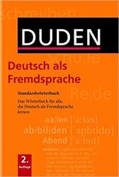 Deutsch als Fremdsprache Standardworterbuch - фото обкладинки книги