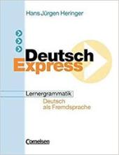 Deutsch Express Grammatikheft - фото обкладинки книги