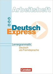 Deutsch Express Grammatikheft Arbeitsheft - фото обкладинки книги