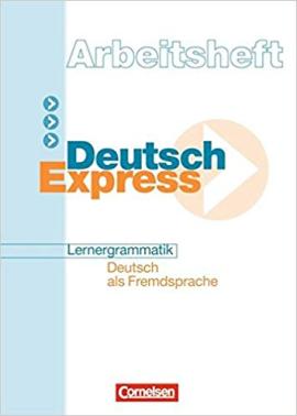 Робочий зошит Deutsch Express Grammatikheft Arbeitsheft