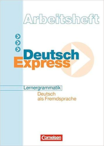 Робочий зошит Deutsch Express Grammatikheft Arbeitsheft