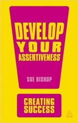 Develop Your Assertiveness - фото обкладинки книги