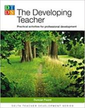 Developing Teacher - фото обкладинки книги