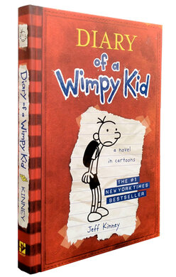 Diary Of A Wimpy Kid. Book 1 - фото книги