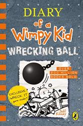 Diary of a Wimpy Kid. Book 14. Wrecking Ball - фото обкладинки книги