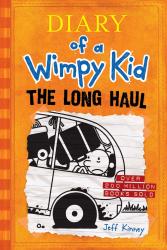 Diary of a Wimpy Kid. Book 9. The Long Haul - фото обкладинки книги