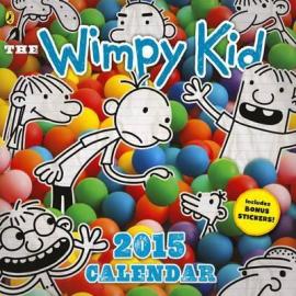 Календар Diary of a Wimpy Kid calendar 2015