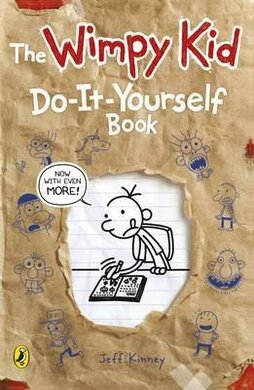 Diary of a Wimpy Kid: Do-It-Yourself Book - фото книги