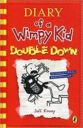 Diary of a Wimpy Kid: Double Down (Diary of a Wimpy Kid Book 11) - фото обкладинки книги