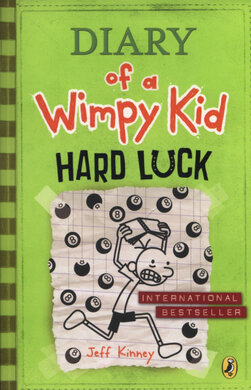 Diary of a Wimpy Kid. Hard Luck. Book 8 - фото книги