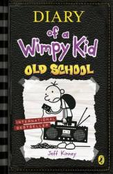 Diary of a Wimpy Kid: Old School - фото обкладинки книги