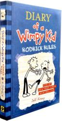 Diary of a Wimpy Kid. Rodrick Rules. Book 2 - фото обкладинки книги