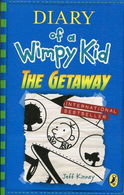 Diary of a Wimpy Kid: The Getaway (book 12) - фото книги