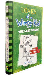 Diary of a Wimpy Kid. The Last Straw. Book 3 - фото обкладинки книги