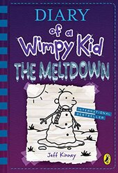 Diary of a Wimpy Kid. The Meltdown. Book 13 - фото обкладинки книги