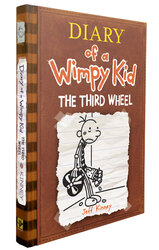 Diary of a Wimpy Kid. The Third Wheel. Book 7 - фото обкладинки книги