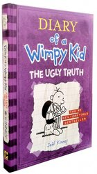 Diary of a Wimpy Kid. The Ugly Truth. Book 5 - фото обкладинки книги