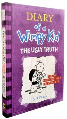 Diary of a Wimpy Kid. The Ugly Truth. Book 5 - фото книги