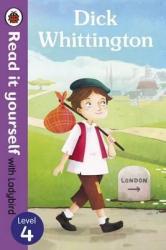 Dick Whittington - Read it yourself with Ladybird: Level 4 - фото обкладинки книги