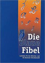 Die blaue Fibel Kopiervorlagen