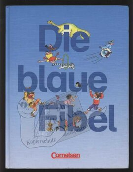 Die blaue Fibel Schreiblehrgang Lateinische Ausgangsschrift - фото книги