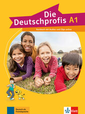 Die Deutschprofis A1 Kursbuch - фото обкладинки книги